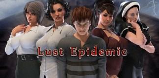 Lust Epidemic portada