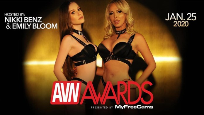 AVN Awards 2020