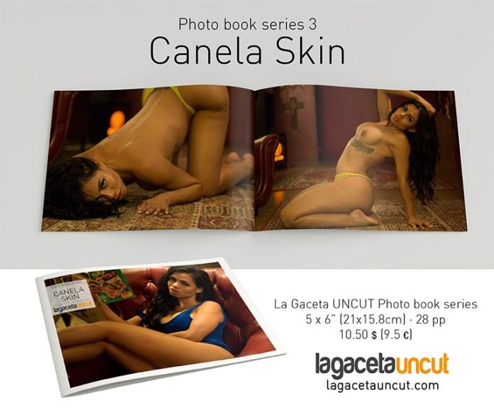 Foto libro de Canela Skin