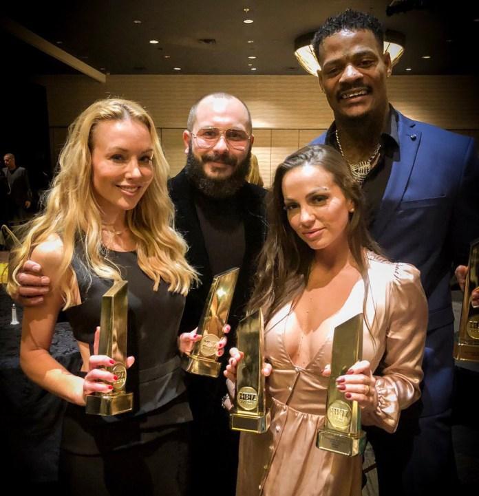 Ganadores XBIZ 2019