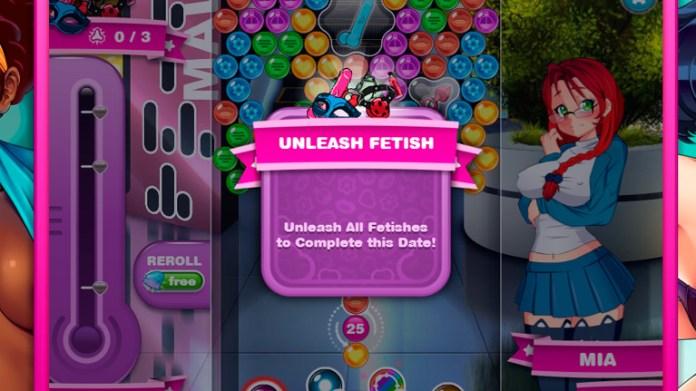 Bubble date mania 2