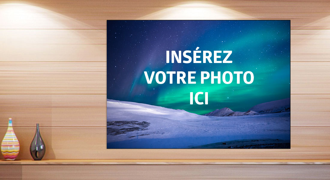 Ma photo 100 x 70 cm,sur Plexiglas ®