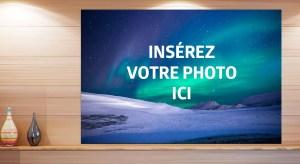 Impression photo grand format 120 x 80 cm