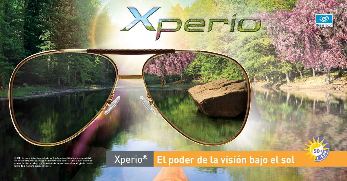 El plus de las lentes polarizadas - PORTADA