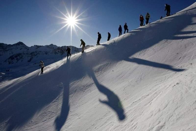 Proteje tus ojos en la nieve - Portada