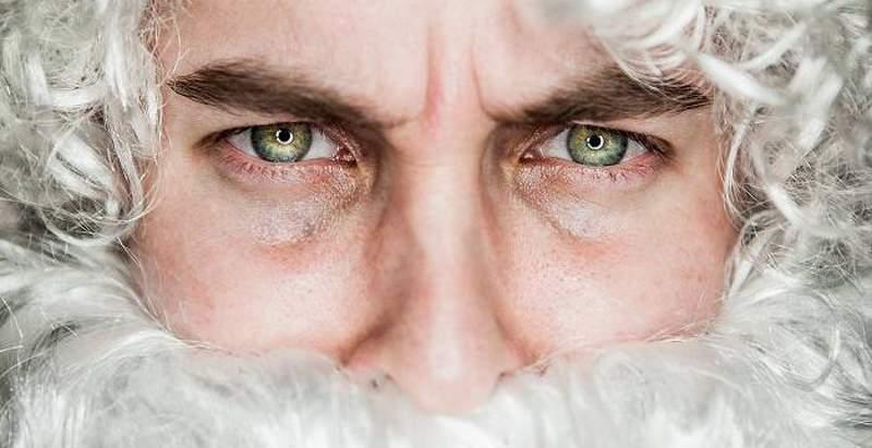 Excesos de Navidad - Portada