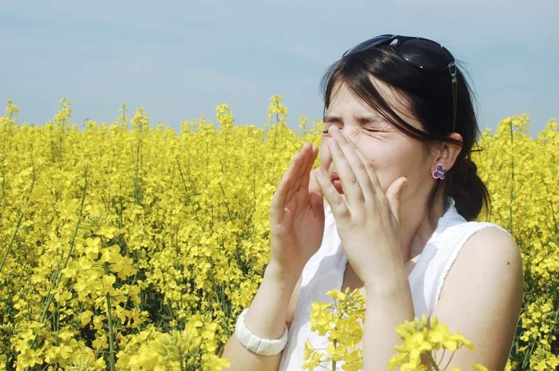 Que no te frene la alergia - portada