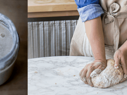 Hur bakar man glutenfritt surdegsbröd?