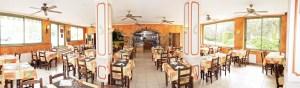 photo panorama salle restaurant la gaite nallino