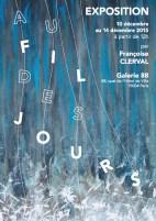 """EXPO F. Clerval """"Au fil des jours"""""""