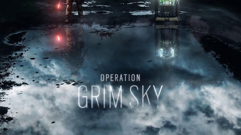 Opération Grim Sky