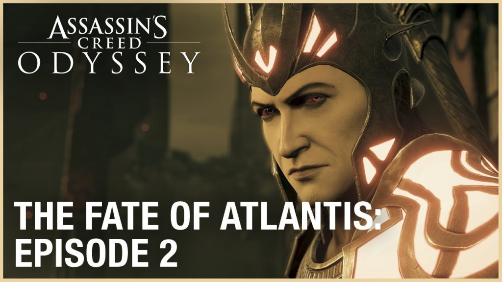 Assassin's Creed Odyssey fate of atlantis