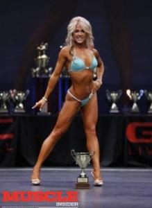 Brittany Moran Overall Bikini Winner Ottawa Classic