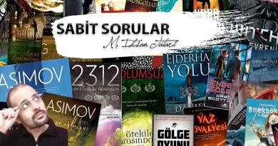 Sabit Sorular serimiz yazar ve çevirmen M. İhsan Tatari ile devam ediyor.