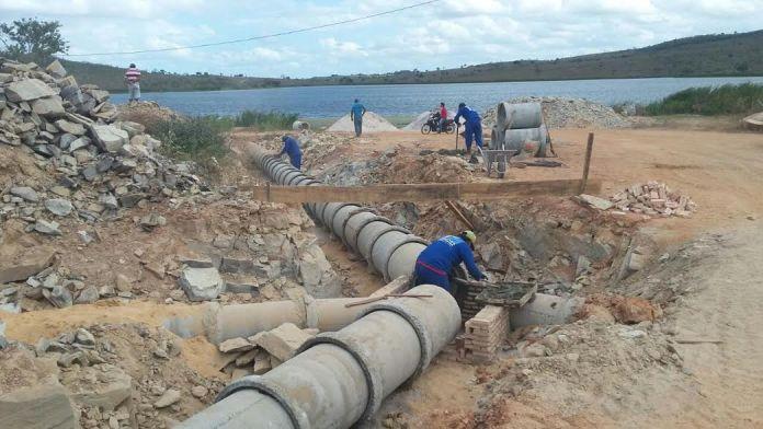 Revitalização da Barragem Dionísio Machado