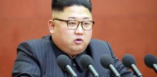 Advogado sul-coreano diz que mais de 200 GB de documentos militares foram roubados do país; hackers norte-coreanos confirmam, mas Pyongyang nega (Foto: STR/KCNA via KNS/AFP)