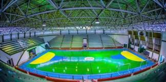 Ginásio Ribeirão será palco de Lagarto e Itaporanga (Foto: Divulgação)