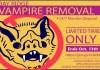 Campanha de 'remoção de vampiros' tenta convocar novos eleitores nos EUA (Foto: Reprodução)