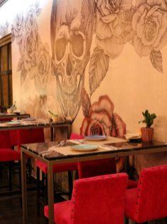 Sala-Comedor-Zona-Barra-Decoracion-Chihuahua-Tacos-y-Tragos-Restaurante-Mexicano
