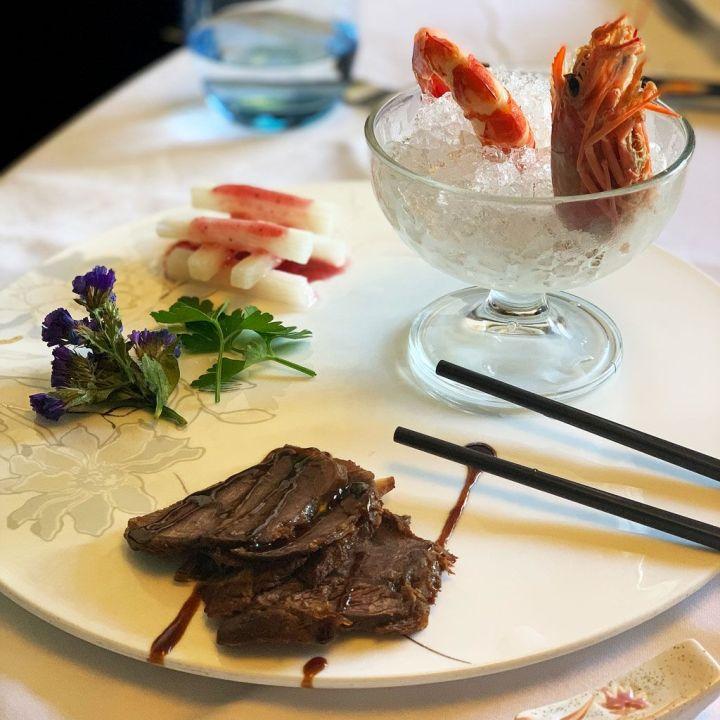 Entrantes-Langostino-Ñame-Ternera-Cinco-Especias-Restaurante-El-Bund-China-Taste-2019.jpg