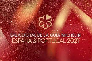 Gala guia michelin 2021 España Portugal