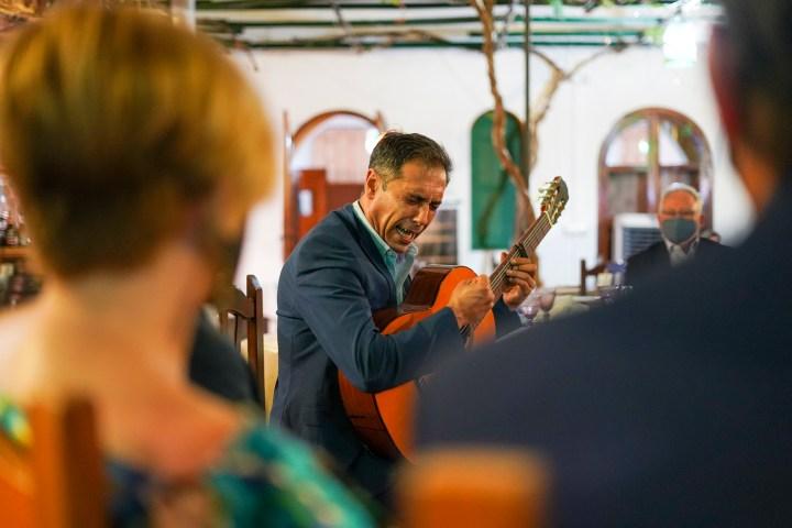 Concierto del músico y cantante Juli Córdoba