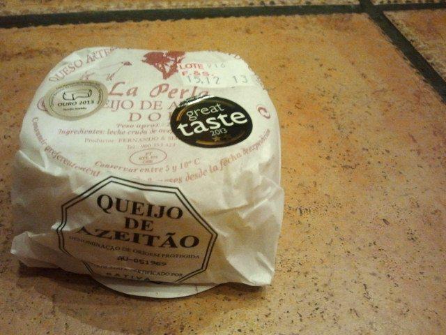 Quesos: La Perla, conociendo productos portugueses
