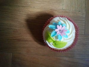Cupcake Luisa Solano