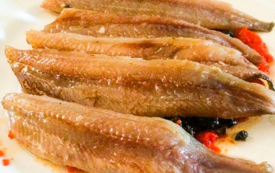 ¡Coman sardinas! (ahumadas)