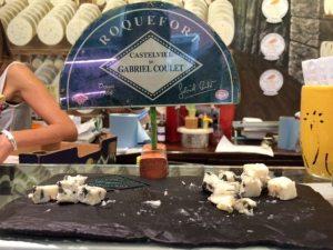 gastronomia, cocina francesa, gastronomia de la provenza, francia, vacaciones en francia, guia gastronomica de  la provenza, verano en francia, queso roquefort