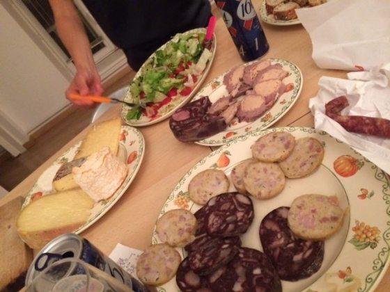 gastronomia, cocina francesa, gastronomia de la provenza, francia, vacaciones en francia, guia gastronomica de  la provenza, verano en francia, castres