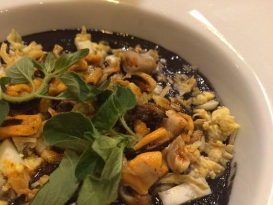 la salmoreteca, salmorejo cordoba, receta salmorejo, comida andaluza