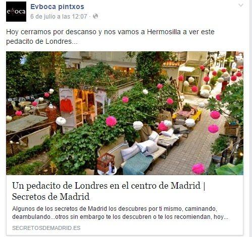 consejos para mejorar tu blog, social media restaurantes, ideas para escribir tu blog, ideas para escribir en verano, evboca madrid