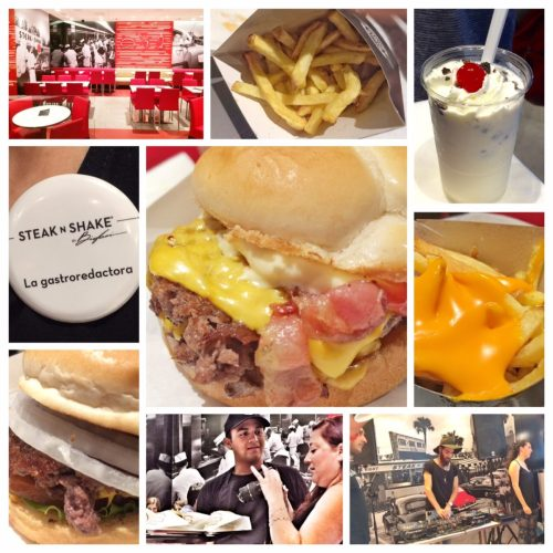 fast food, Hamburguesas gourmet en madrid, hamburguesas madrid, steak n shake