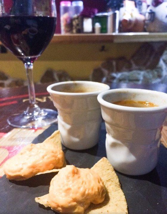 vinos de bellota, cañas, nochebuena, navidad, taberna en el retiro, cañas en retiro, madrid