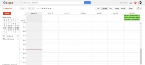 dia de la madre, ideas dia de la madre, restaurante dia de la madre, oferta dia de la madre, promocion dia de la madre, regalos dia de la madre, plan social media, google calendar