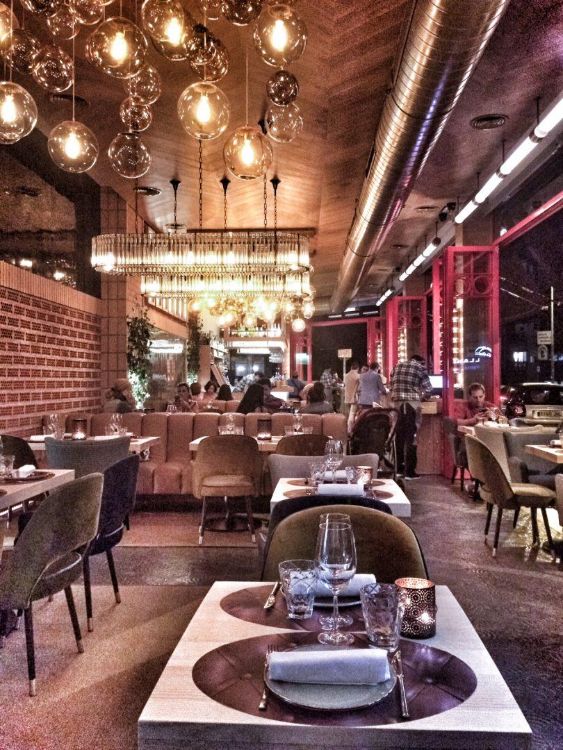 Comer para ser feliz: restaurante La Canica