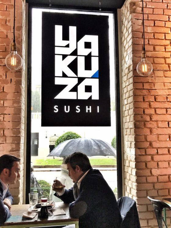 sushi madrid, sushi original madrid, restaurantes sushi madrid, yakuza sushi