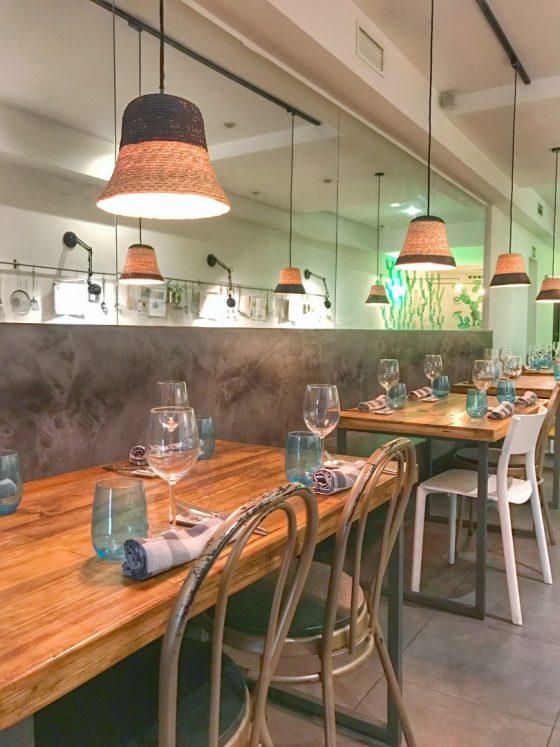 restauantes madrid, restaurantes, comida canaria madrid, restaurante canario madrid, gofio