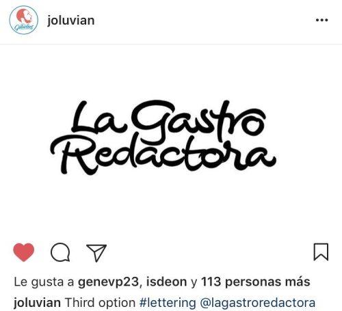 web redaccion gastronomia, redactor gastronomia, copywriter gastronomia, blog gastronomia, joluvian