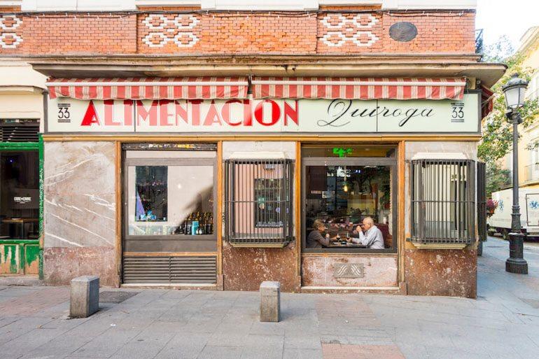 Alimentación Quiroga, huertas, restaurantes románticos