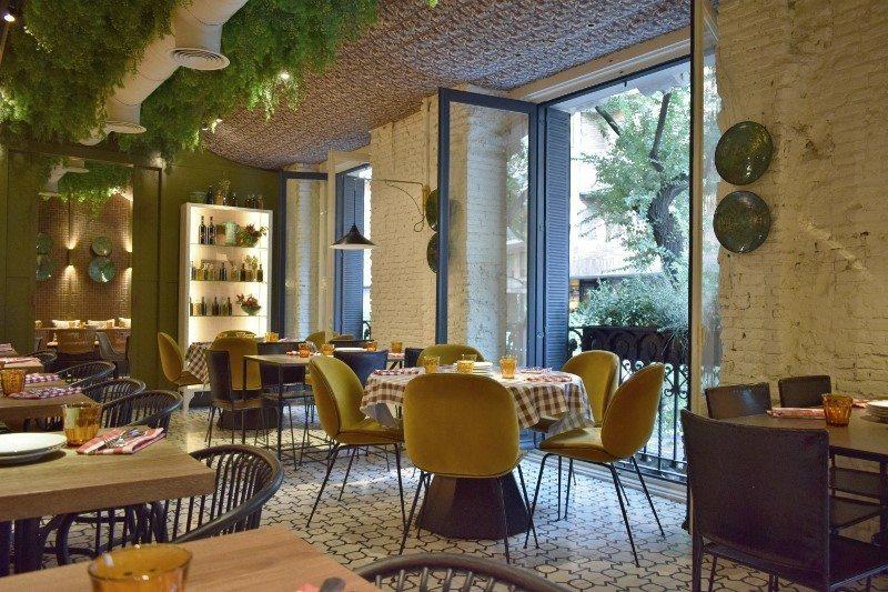 restaurante fellina salon, restaurantes románticos