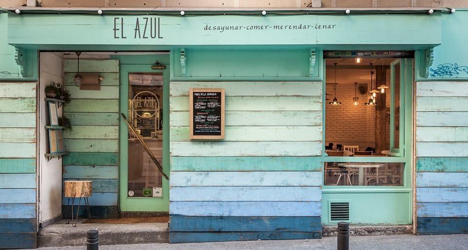 El Azul de Fúcar fachada, restaurantes románticos