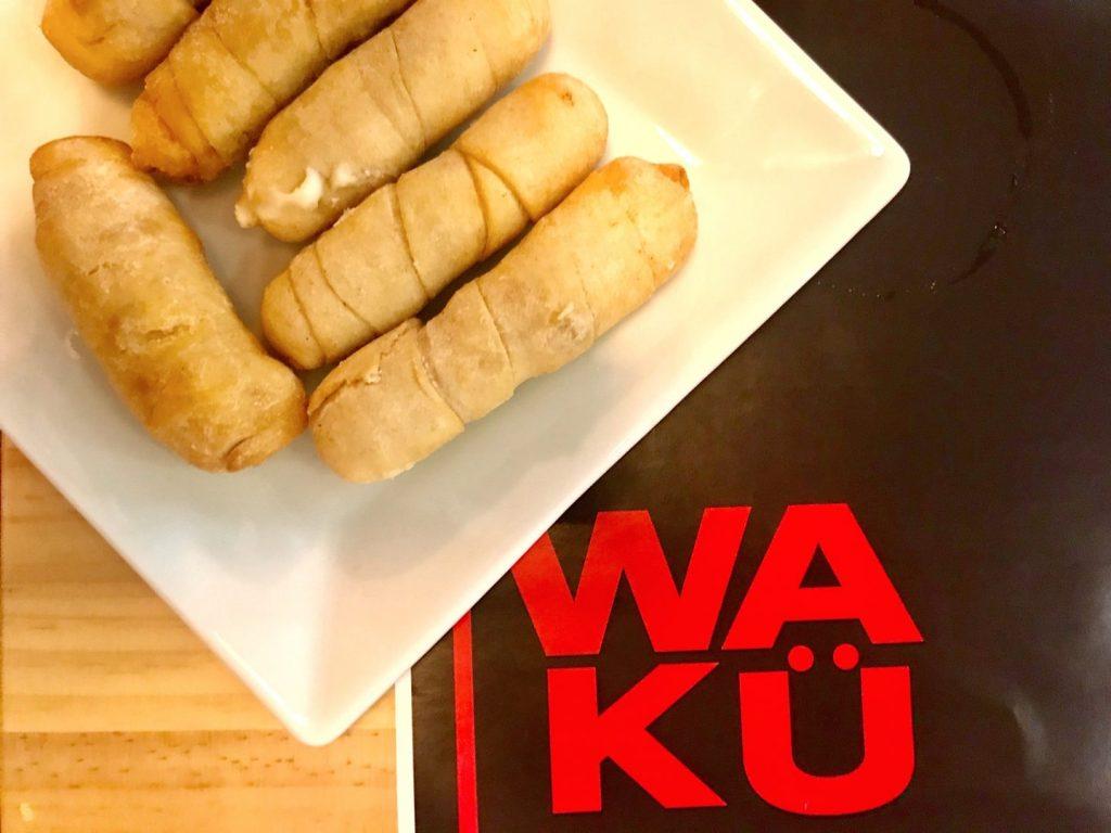 Los tequeños de Wakü