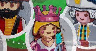 Murales Puerto de la Cruz