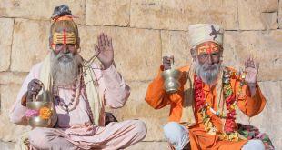 Sadhu en Varanasi