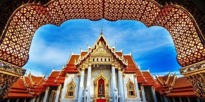 Visita a Bangkok