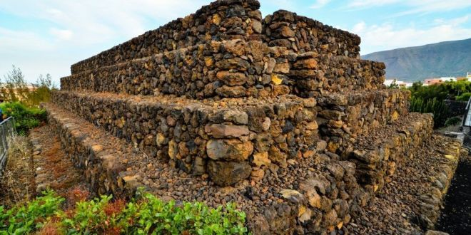 Piramides de Guimar