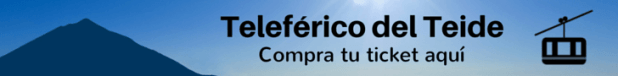 Tickets Teleférico del Teide