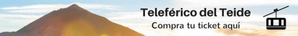 Precio Tickets Teleferico del Teide